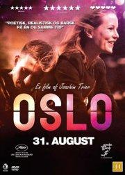 oslo 31 august - DVD