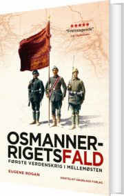 osmannerrigets fald - bog