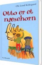 otto er et næsehorn - bog