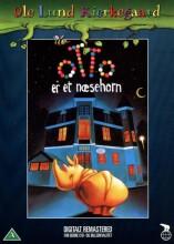 otto er et næsehorn - DVD