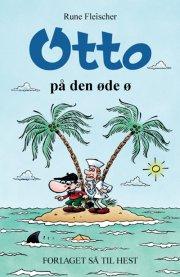otto på den øde ø - bog