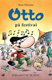 otto på festival - bog