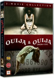 ouija 1 // ouija 2: origin of evil - DVD