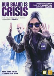 our brand is crisis - DVD