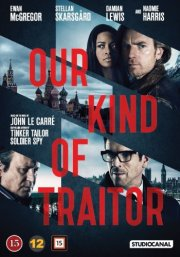our kind of traitor - DVD