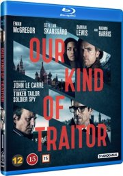 our kind of traitor - Blu-Ray