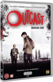 outcast - sæson 1 - DVD