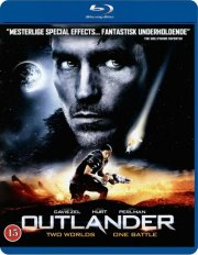 outlander - Blu-Ray