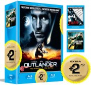 outlander // exam // house of the rising sun - Blu-Ray