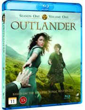 outlander - sæson 1 - volume 1 - Blu-Ray