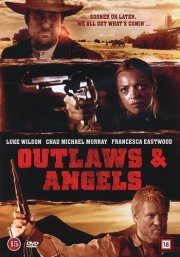 outlaw and angels - DVD