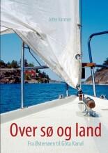over sø og land - bog