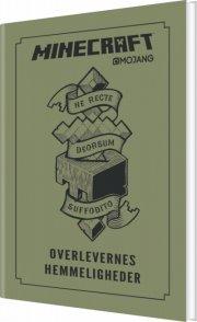 minecraft overlevernes hemmeligheder - bog