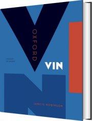 oxford vinleksikon - bog