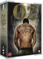 oz - sæson 1-6 - emerald city collection - hbo - DVD