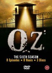 oz - sæson 6 - hbo - DVD