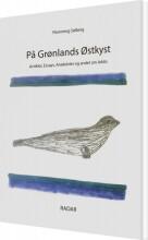 på grønlands østkyst - bog