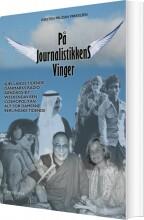på journalistikkens vinger - bog