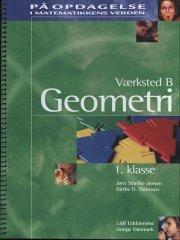 på opdagelse, værksted 1b, geometri - bog