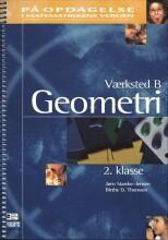på opdagelse, værksted 2b, geometri - bog