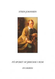 på sporet af jerichau i rom - bog