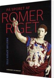 på sporet af romerriget - bog