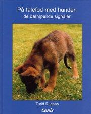på talefod med hunden - bog