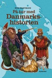 på tur med danmarkshistorien - bog