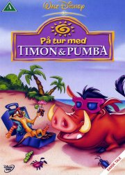 på tur med timon og pumba / on holiday with timon and pumbaa - DVD