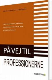 på vej til professionerne - bog