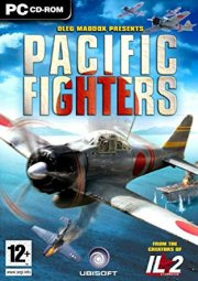 Image of   Pacific Fighters - Pc - Dk - PC