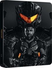 pacific rim: uprising - limited steelbook  - Blu-Ray