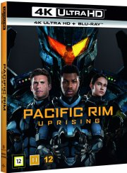 pacific rim 2 - uprising - 4k Ultra HD Blu-Ray