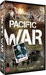 pacific war med walter croncite - DVD