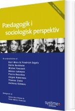 pædagogik i sociologisk perspektiv - bog