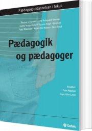 pædagogik og pædagoger - bog