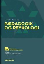 pædagogik og psykologi. pædagogisk assistent - bog