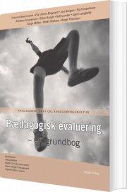 pædagogisk evaluering - bog