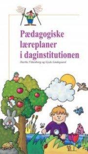 pædagogiske læreplaner i daginstitutionen - 50x70 cm - bog
