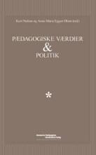 pædagogiske værdier og politik - bog