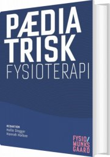 pædiatrisk fysioterapi - bog