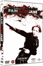 painkiller jane - sæson 1 - DVD
