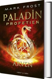 paladin-profetien - arven - bog