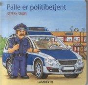palle er politibetjent - bog