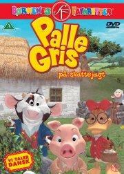 palle gris - på skattejagt - DVD