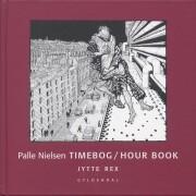 palle nielsen timebog/hour book - bog