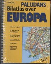 paludans bilatlas over europa, 2011 - bog