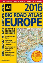 Paludans Bilatlas Over Europa 2016 - Diverse - Bog