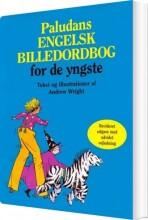 paludans engelsk billedordbog for de yngste - bog