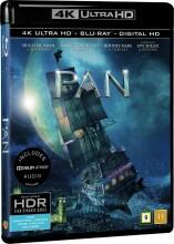 pan - 4k Ultra HD Blu-Ray